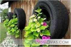 Repurpose Old Tires Into Something New