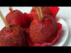 Activities: make chocolate filled strawberries fun-recipes Mexican Snacks, Mexican Food Recipes, Real Food Recipes, Mexican Candy, Fruit Recipes, Sweet Recipes, Dessert Recipes, Fruit Snacks, Recipies