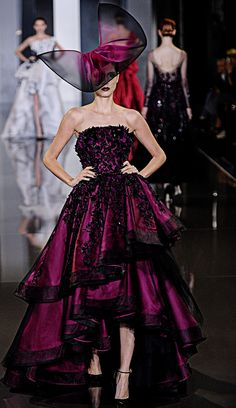 fuckyeahfashioncouture:Ralph & Russo Haute Couture Fall-Winter 2014