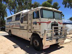 Kenworth bus conversion