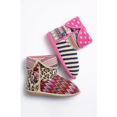 'melodiee' Slipper ($40) ❤ liked on Polyvore