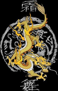 Power Dragon Embroidery Design by EmbroSoft on Etsy Dragon Wallpaper Iphone, Cosplay Steampunk, Embroidery Designs, Handy Wallpaper, Samurai Artwork, Japon Illustration, Japanese Dragon Tattoos, Dragon Artwork, Asian Tattoos