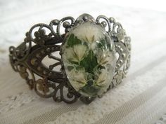 Purity & PerseveranceVictorian Bronze by giftforallseasons on Etsy, $32.00