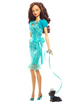 Miss Turquoise™ Barbie® Doll | Barbie Collector