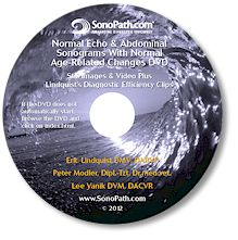 Our newly released Ultrasound Normals DVD.
