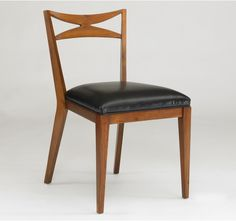 DwellStudio Selma Side Chair - Phillips Ink, $307.50 each