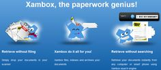 Xambox let you scan, save and find your documents everywhere and anytime. Your desk is a mess? you never classify your documents at home? this may be the solution you always dreamed of