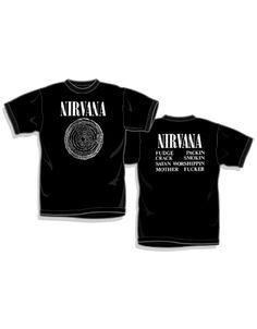 Nirvana Vestibule Mens T-Shirt - Guaranteed Authentic.  Fast Shipping.