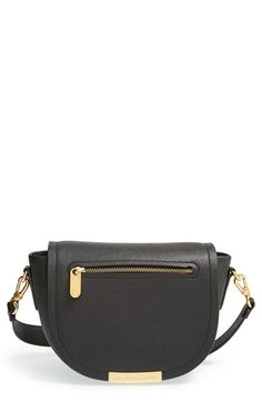 MARC BY MARC JACOBS 'Luna' Saffiano Leather Crossbody Bag available at #Nordstrom