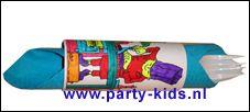 uitnodigingen - uitnodiging kinderkookfeestje