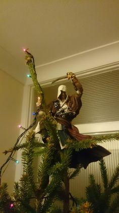#AssassinsCreed Tree Topper
