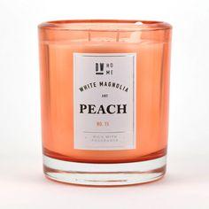 White Magnolia and Peach