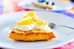 #tart #kruche #ciasto #deser #matkazywicielka #owoce #peach #foodie