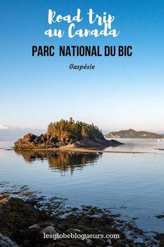 Parc national du Bic; récit de notre expérience et guide pratique. C'est un autre étape incontournable d'un road trip en Gaspésie. Le parc national du Bic offrent des paysages superbes, la possibilité d'observer des phoques, de randonner mais aussi de passer de jolis moments en famille autour de Rimouski.    #canada  #quebec #parcnational #gaspésie #nature