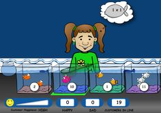 This great multiplication game comes in easy, medium and hard. GREAT practice! More multiplication (and division) links on this post!