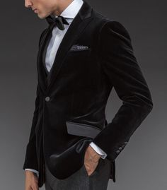 Paul Stuart - Velvet Phillip Dinner Jacket