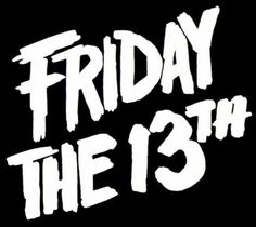 Friday the and Jason Voorhees Return to Paramount Pictures! Friday The 13th Quotes, Friday The 13th Funny, Friday The 13th Tattoo, Jason Friday, Today Is Friday, Finally Friday, Gif Disney, Jason Voorhees, Paramount Pictures