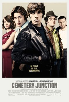 Cemetery Junction (UK) 11x17 Movie Poster (2010)