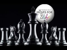 Every South African child has the potential to become a world class citizen and every child deserves to be given a chance to achieve this. Here at Moves for . African Children, Life Video, Chess, South Africa, Place Card Holders, Sun, Education, Learning, Blog
