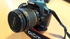 Htg. Nr.  149/17. Canon  450D.  Kamera.