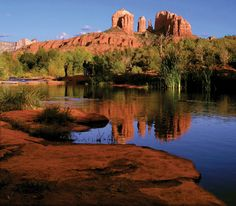 Today I am grateful that I will soon be in Sedona, Arizona. I've heard about this area for years. Known for its spectacular red rocks and the like…it is a painter's paradise, an…