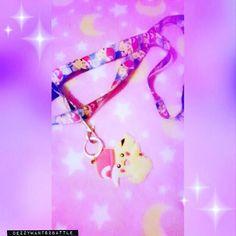 Cute cute cute💕 . . #keychain #pokemon #pikachu #nintendo #gamefreak #kawaii #accessories #pink #pinkfeed #pastel #pokemon20 #pokemongo2016 #pokemongo