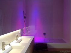 Alessandro Frasson - Bagno casa V – minimalismo e materia, Catania, 2016 - Alessandro Frasson Bathroom Interior Design, Design Projects, Bathtub, Catania, Architecture, Home, Minimalism, Standing Bath, Arquitetura