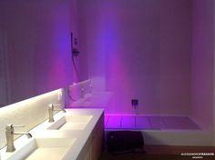 Alessandro Frasson - Bagno casa V – minimalismo e materia, Catania, 2016 - Alessandro Frasson Bathroom Interior Design, Design Projects, Bathtub, Catania, Architecture, Minimalism, Standing Bath, Arquitetura, Bathtubs