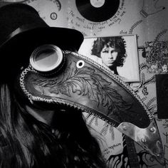 Shop for steampunk on Etsy, the place to express your creativity through the buying and selling of handmade and vintage goods. Plague Doctor Mask, Steampunk, Metal, Leather, Stuff To Buy, Facebook, Vintage, Art, Art Background