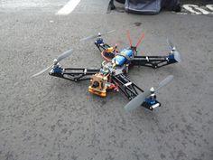 Introducing the Honey Badger! – DIY Drones