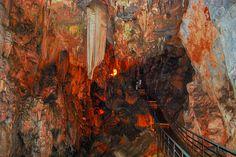Dim Cave near Alanya  #Alanya #Caves #Dim #Cave #Dimcay #Turkey #Turkish #Riviera