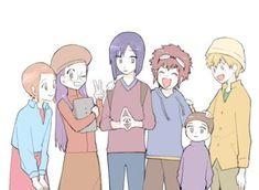 Digimon Adventure 02, Digimon Digital Monsters, Manga, Fictional Characters, Twitter, Anime Version, Manga Anime, Manga Comics, Fantasy Characters