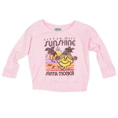 Mr. Men Little Miss by Junkfood Girl's Little Miss Sunshine Tunic $38