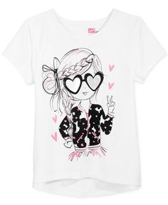 Epic Threads Graphic T-Shirt, Toddler & Little Girls (2T-6X), Only at Macy's