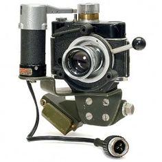 "Robot: ""Kontrolsigtekamera M/58"", C. 1960"