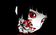 Dark Anime | Dark Anime Jigoku Shoujo Girl From Hell Hd Imagez Only Wallpaper with ...