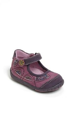 Kio Trend 'Dani' Mary Jane (Baby, Walker & Toddler) available at #Nordstrom