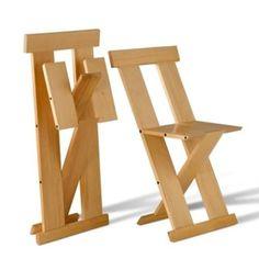Folding chair   Lina Bo Bardi   R & Company