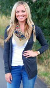 The perfect cardigan.