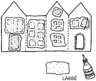 St. Martin: Häuserreihe - Zzzebra, das Web-Magazin für Kinder | Labbé Verlag