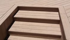 Best Recessed Deck Stairs House Rennovation In 2019 Deck 400 x 300