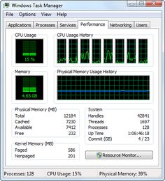 How to reassign processor cores in WINDOWS