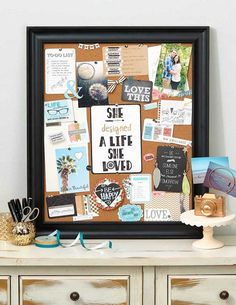 DIY Vision Board | 10 New Things Every DIY-er Should Try | Best Crafts, DIY Skills And Projects To Make! by DIY Ready at http://diyready.com/10-new-things-that-every-diy-er-should-try-in-2016/