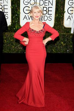 Globos de Oro 2015, Helen Mirren