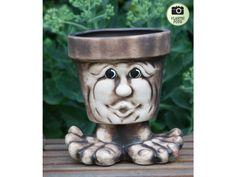 Květináč z mrazuodolné keramiky. Garden Sculpture, Outdoor Decor, Home Decor, Photos, Decoration Home, Room Decor, Interior Decorating