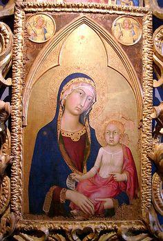 madonna con bambino Orvieto Umbria   #TuscanyAgriturismoGiratola