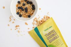 Pick Up: Organic Toasted Coconut Granola ($4)