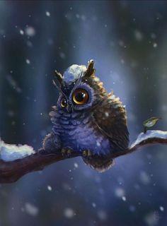 First Snow/Soon by A-n-j-u-n-A on deviantART