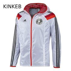 41dae3aa04386 Chamarra Adidas Anthem Alemania Mundial 2014 Germany Soccer Team