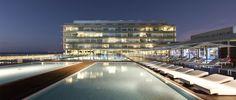 Piscinas Parador Hotel Atlántico - Hidroingenia